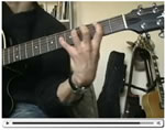 cours guitare en video : Le Blues