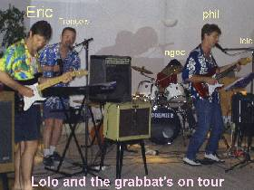 Flo And The Grabbats