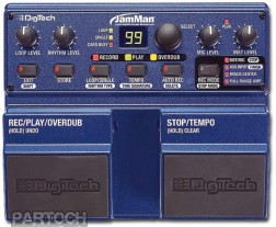 DigiTech JAM MAN LOOPER