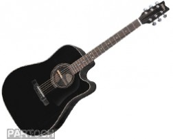 Washburn D10SCE BLACK