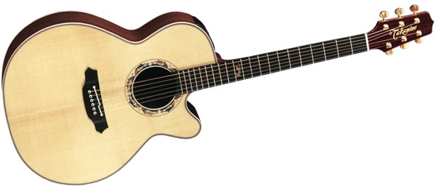 Takamine 2001 Limited Edition