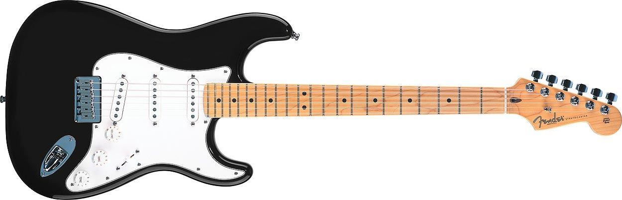 Fender American Stratocaster Hard Tail