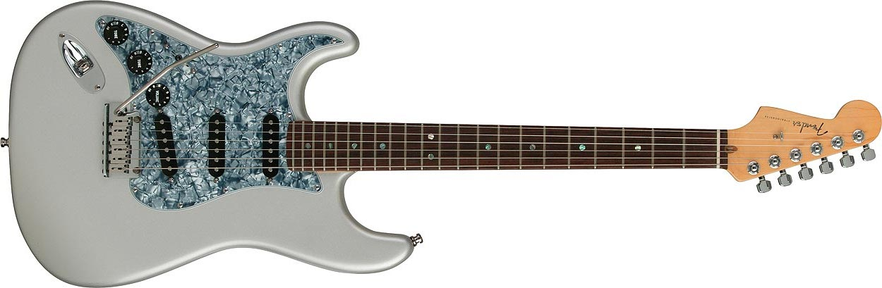 Fender American Deluxe Stratocaster Gaucher