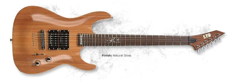 ESP Signature Stephen Carpenter