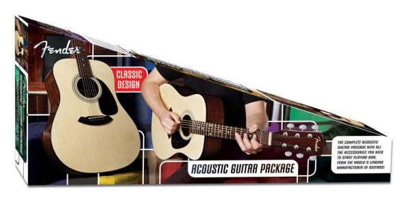 Fender Pack CD60