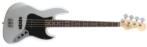 Fender American Jazz Bass S-1 Switch