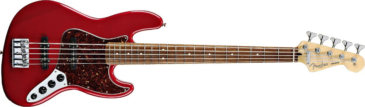 Fender Active Jazz Bass V (5-String)