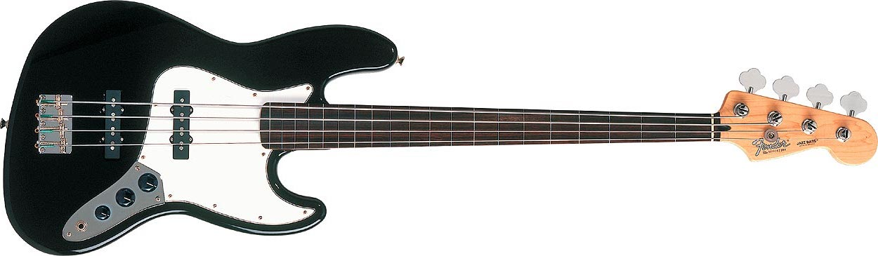 Fender Standard Jazz Bass Fretless
