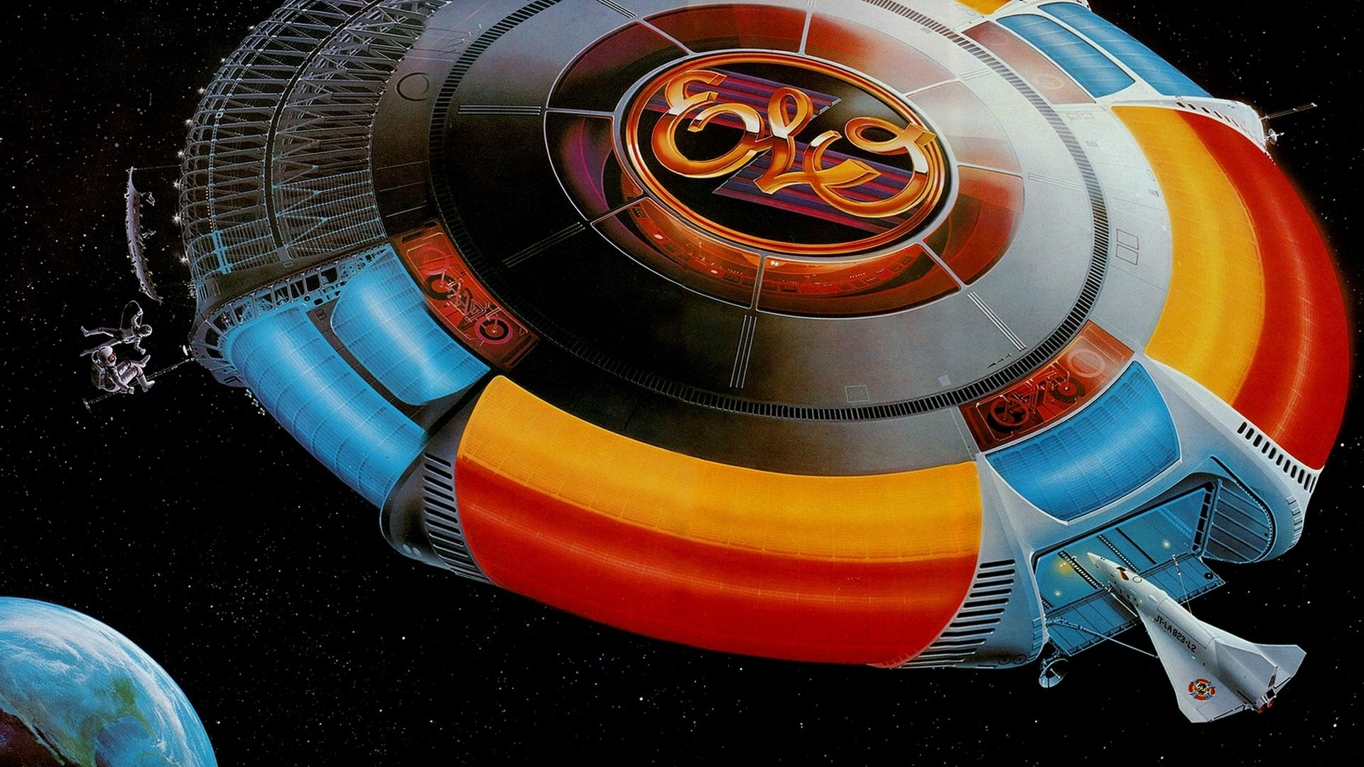 tablature electric light orchestra