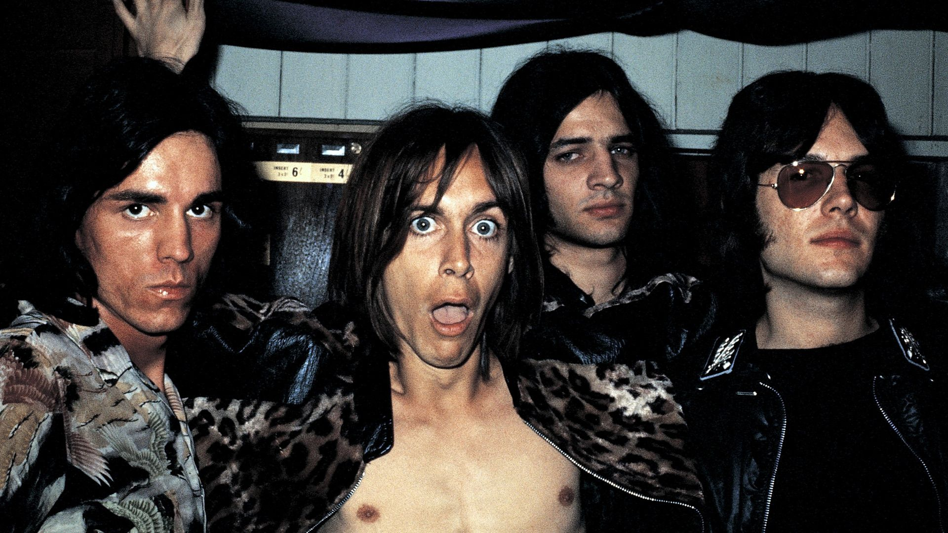 tablature iggy and the stooges