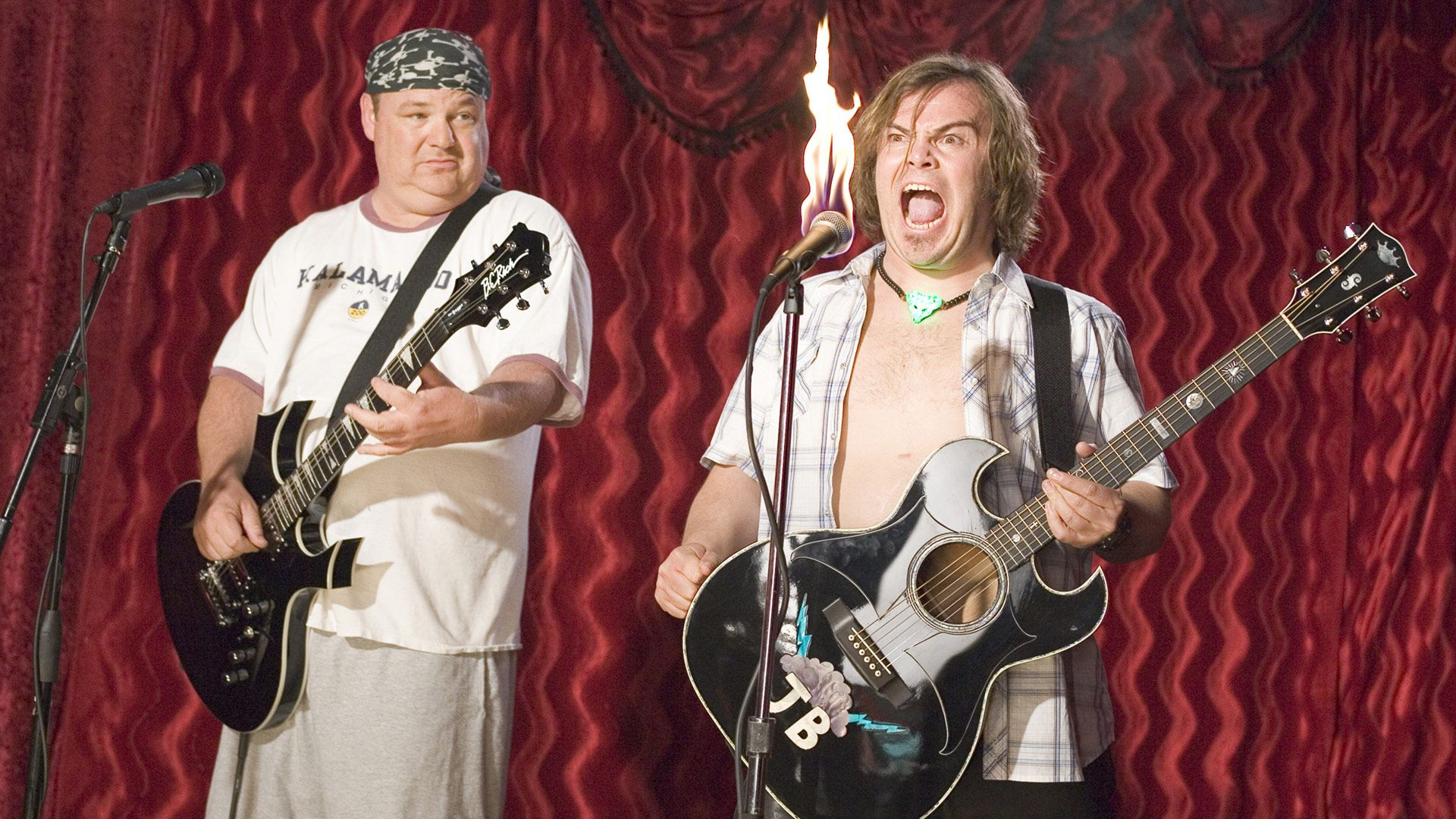 tablature tenacious d