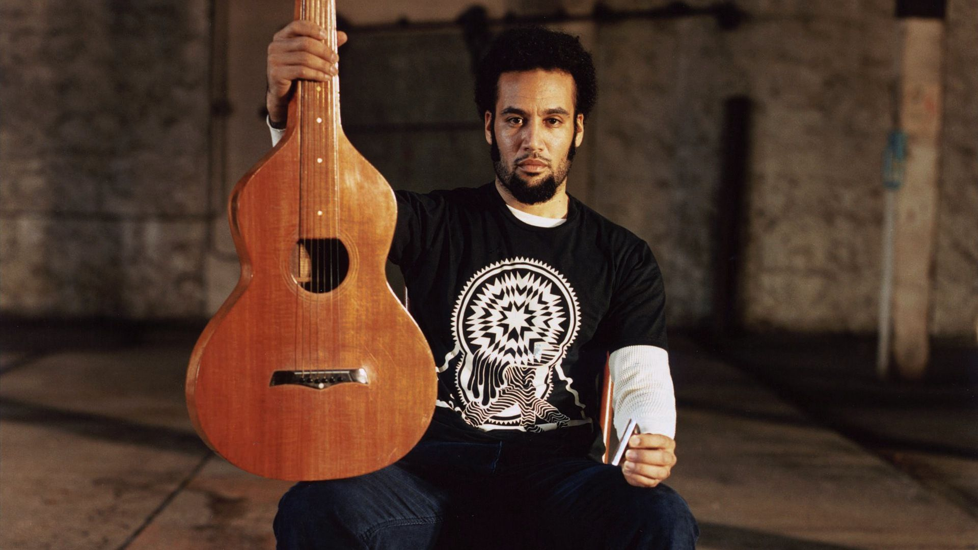 tablature ben harper