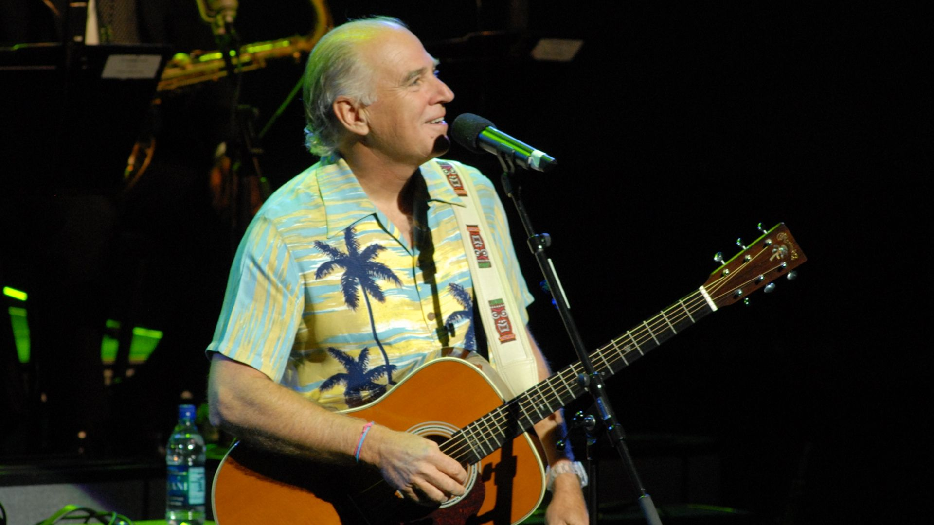 tablature jimmy buffett