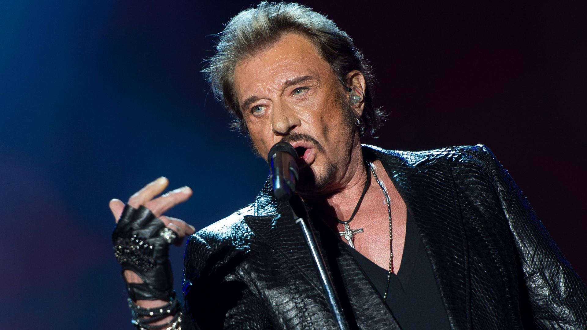 tablature johnny hallyday