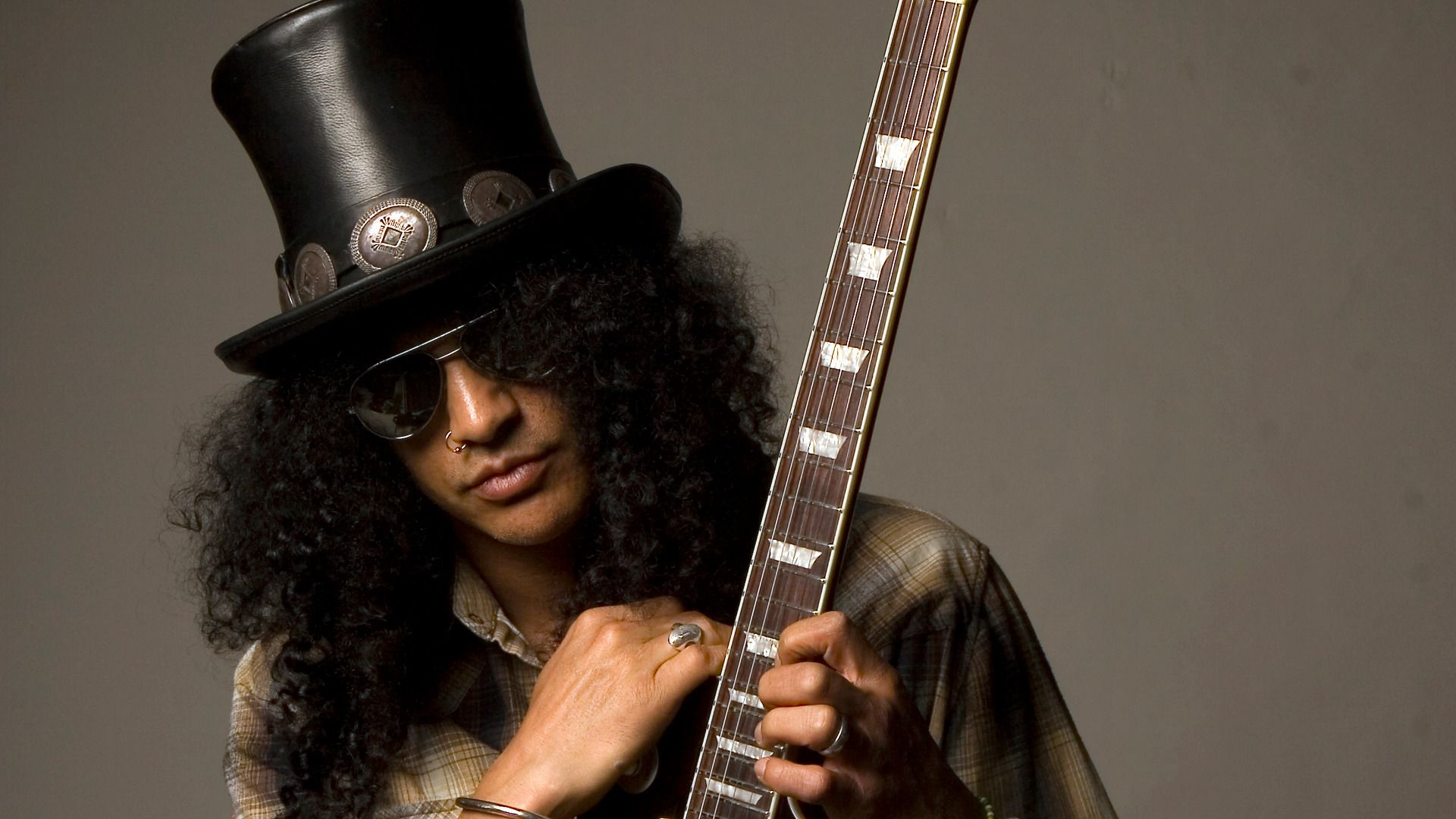 album slash