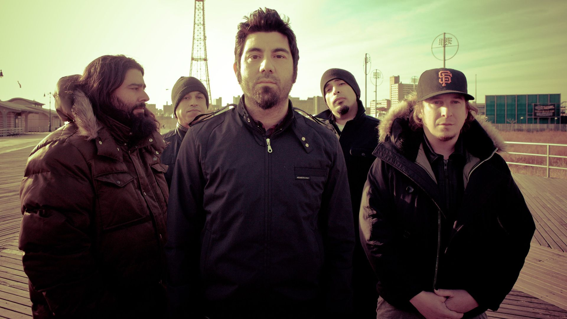 tablature deftones