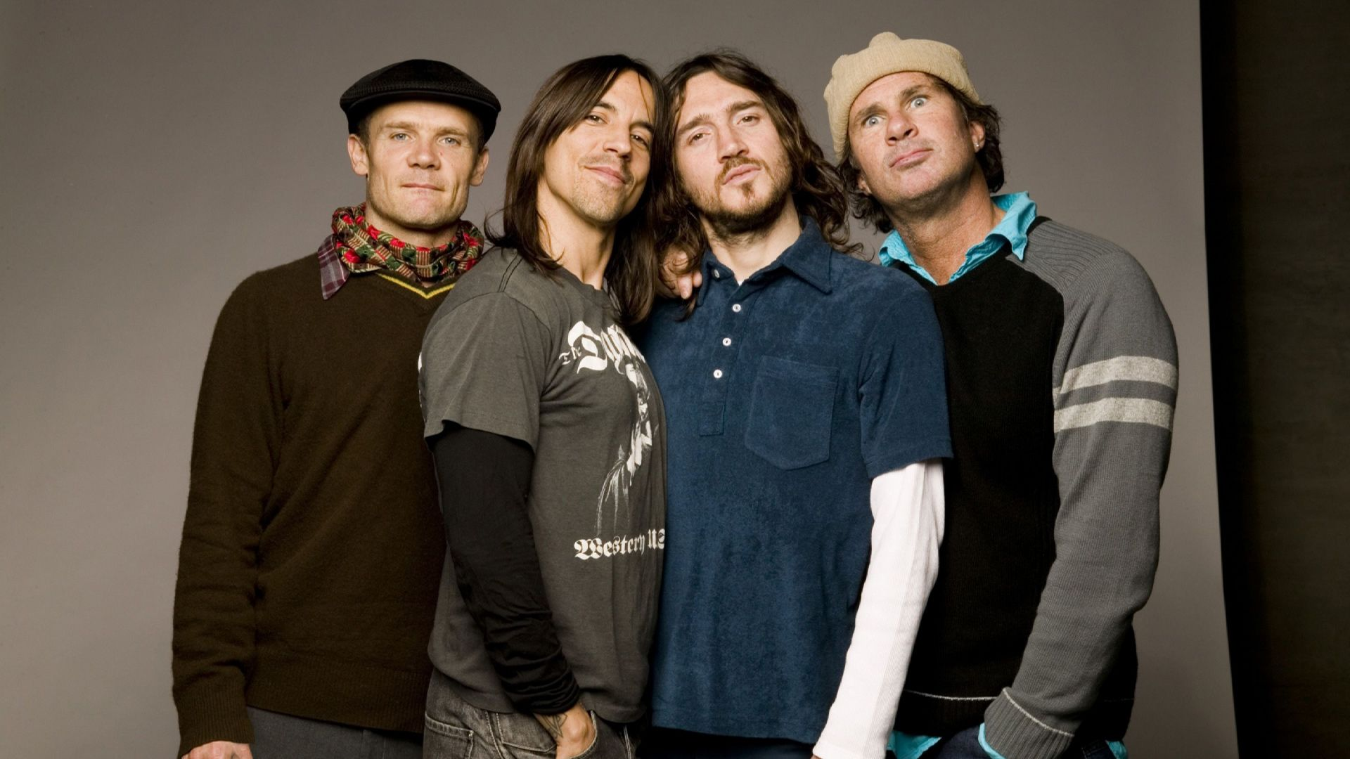 video red hot chili peppers