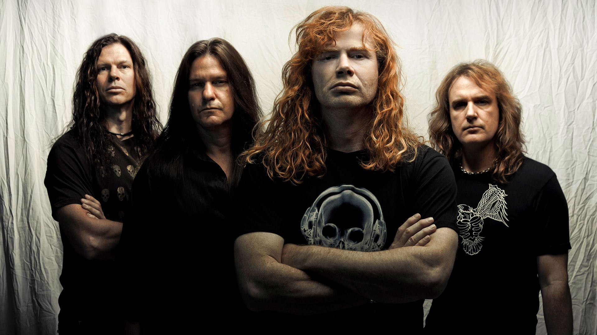 tablature megadeth