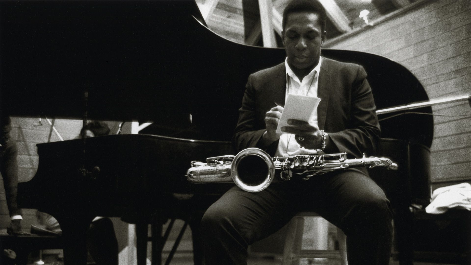 tablature john coltrane