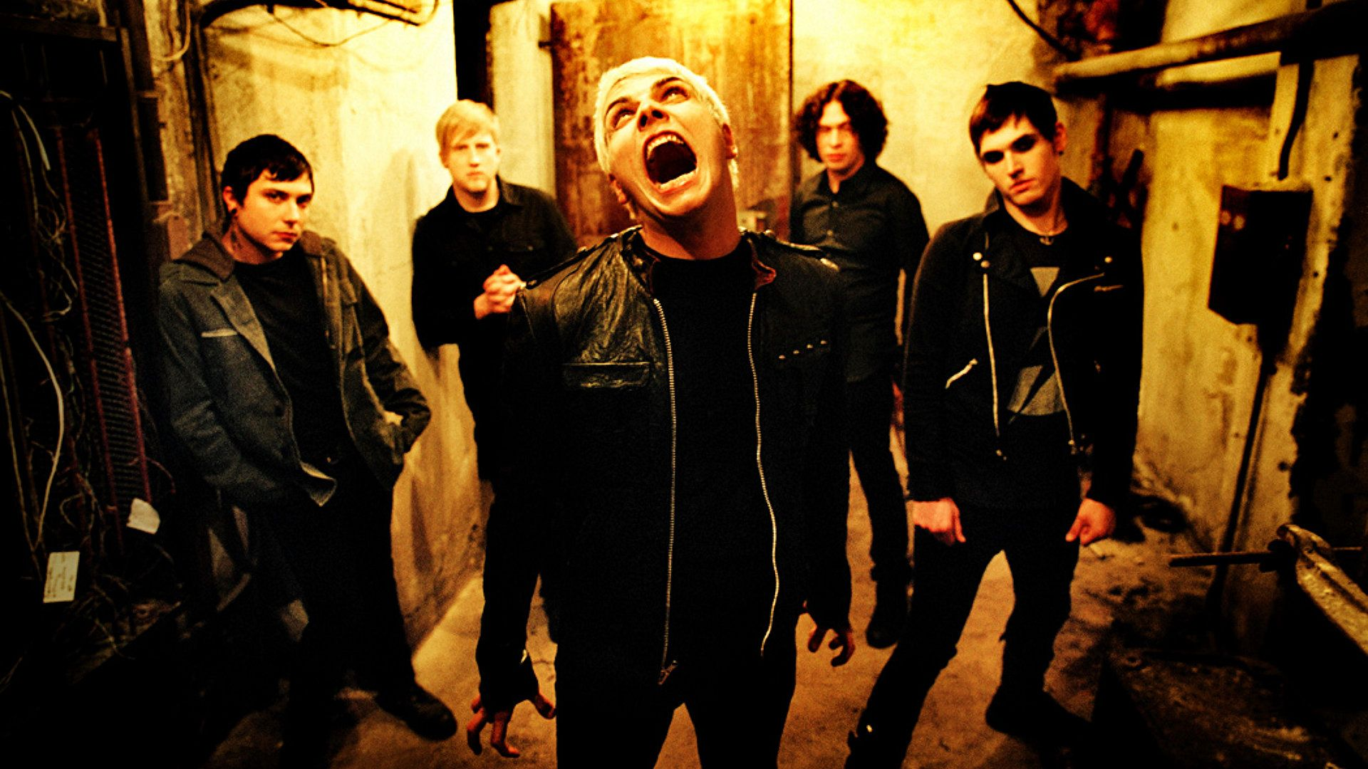 tablature my chemical romance