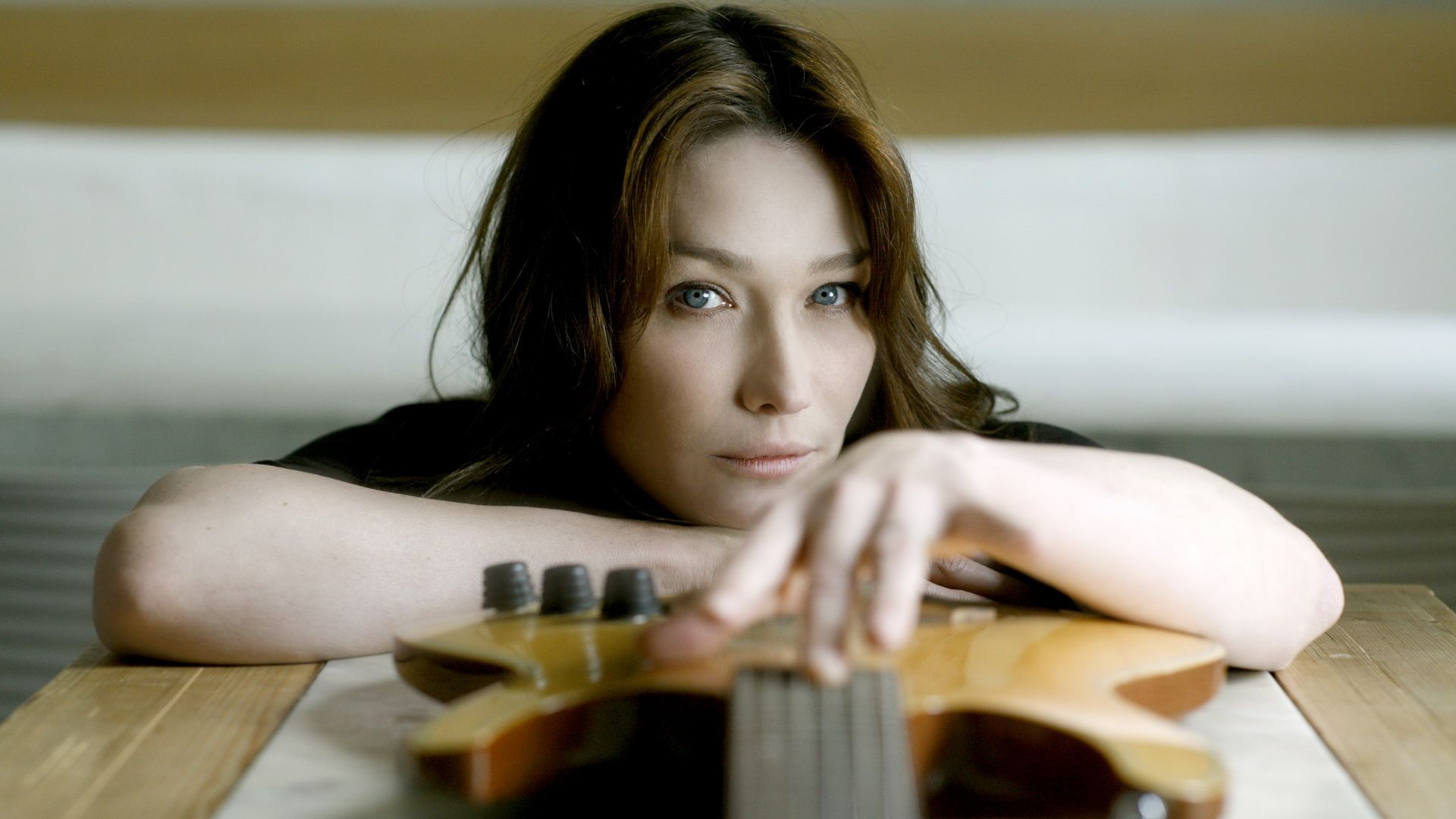 tablature carla bruni