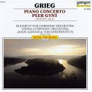 Piano Concerto / Peer Gynt Suites 1 and 2
