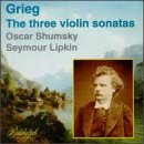 The Three Violin Sonatas (feat. violin: Oscar Shumsky, piano: Seymour Lipkin)