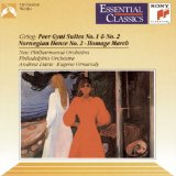 Peer Gynt Suites no. 1 & no. 2 / Norwegian Dance no. 2 / Homage March