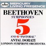 Beethoven: Symphonies 5 and 6