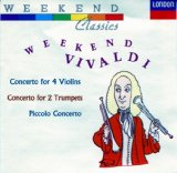 Weekend Vivaldi: Concertos (The Academy of St Martin-In-The-Fields feat. conductor: Neville Marriner)