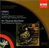 Peer Gynt / Symphonic Dance no. 2 / In Autumn / Old Norwegian Folksong with Variations