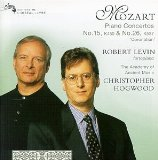 Piano Concertos 15, 26 (The Academy of Ancient Music feat. conductor: Christopher Hogwood, fortepiano: Robert Levin)