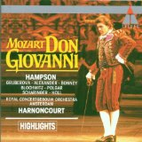 Don Giovanni - Highlights (Royal Concertgebouw Orchestra feat. conductor: Nikolaus Harnoncourt)