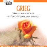 Peer Gynt Suites / Lyric Suite (Hallé Orchestra feat. conductor: Sir John Barbirolli)