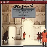 The Best of the Complete Mozart Edition, Volume 13: String Quartets (Quartetto Italiano)