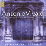 12 sonatas for Violin and Continuo, op.2