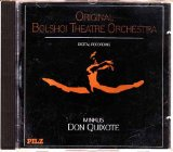 Don Quixote (The Bolshoi Theatre Orchestra)