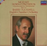 Horn Concertos Nos. 1-4 (Academy of St. Martin in the Fields feat. conductor: Sir Neville Marriner, horn: Barry Tuckwell)