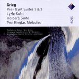 Peer Gynt Suites 1 & 2 / Lyric Suite / Holbert Suite / Two Elegiac Melodies (Norwegian Radio Orchestra feat. conductor: Ari Rasilainen)