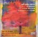 In Autumn / Piano Concerto / Symphony in C minor