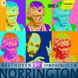 Symphonies 1-9 (Radio Symphony Orchestra of Stuttgart feat. conductor: Sir Roger Norrington) (disc 5)