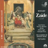 Zaide (The Academy of Ancient Music feat. conductor: Paul Goodwin)