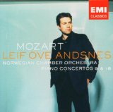 Piano Concertos 9 & 18 (Norwegian Chamber Orchestra feat. conductor, piano: Leif Ove Andsnes)