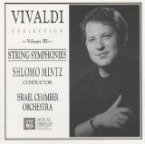 Vivaldi Collection, Volume III: String Symphonies