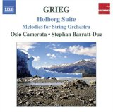 Holberg Suite / Melodies for String Orchestra