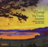 The Violin Sonatas (feat. violin: Hagai Shaham, piano: Arnon Erez)