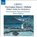 Norwegian Dances / Ballade / Slåtter (Royal Scottish National Orchestra feat. conductor: Bjarte Engeset)