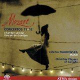 Concertos Nos. 11, 12 (Chamber Players of Canada feat. piano: Janina Fialkowska)