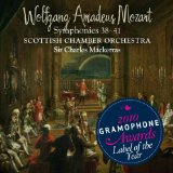 Symphonies Nos. 38 - 41 (Scottish Chamber Orchestra feat. conductor: Sir Charles Mackerras)