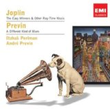 Scott Joplin: The Easy Winners & Other Rag-Time Music / André Previn: A Different Kind of Blues